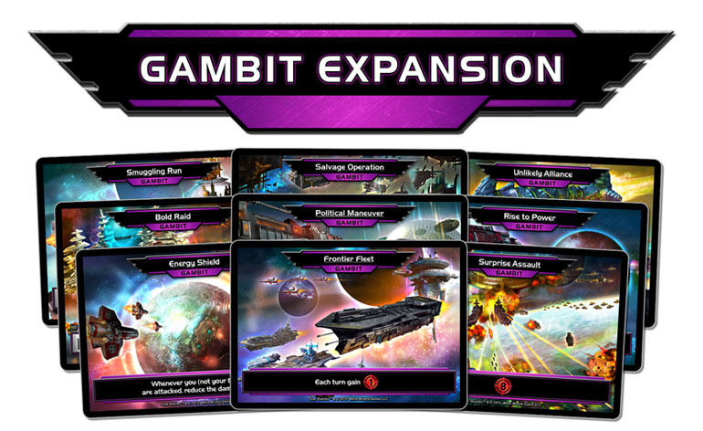 Star Realms: Gambits (PC, MAC, iOS, Android)