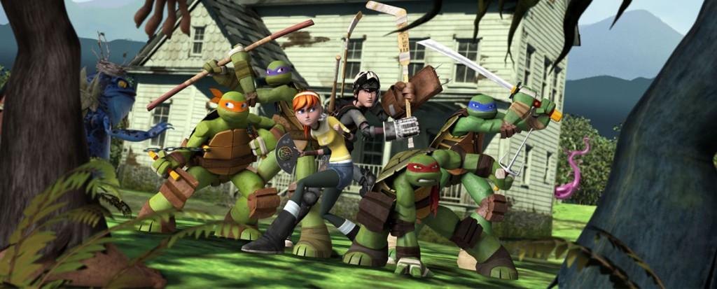 Teenage Mutant Ninja Turtles: Retreat (DVD)