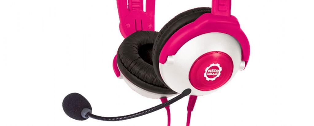 Kidz Gear Deluxe Stereo Headphones