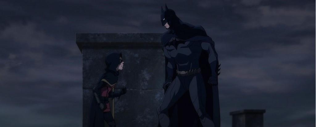 Batman vs Robin (Blu-ray)