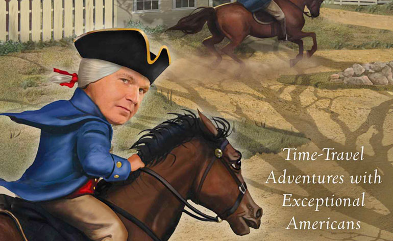 Rush Revere and the American Revolution (2014)