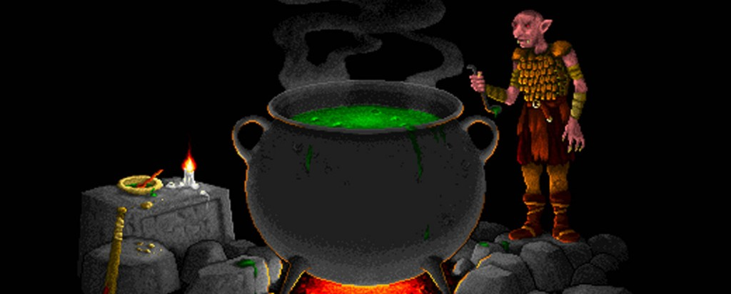 Decades Old and Still Kicking: Dungeon Crawl Stone Soup