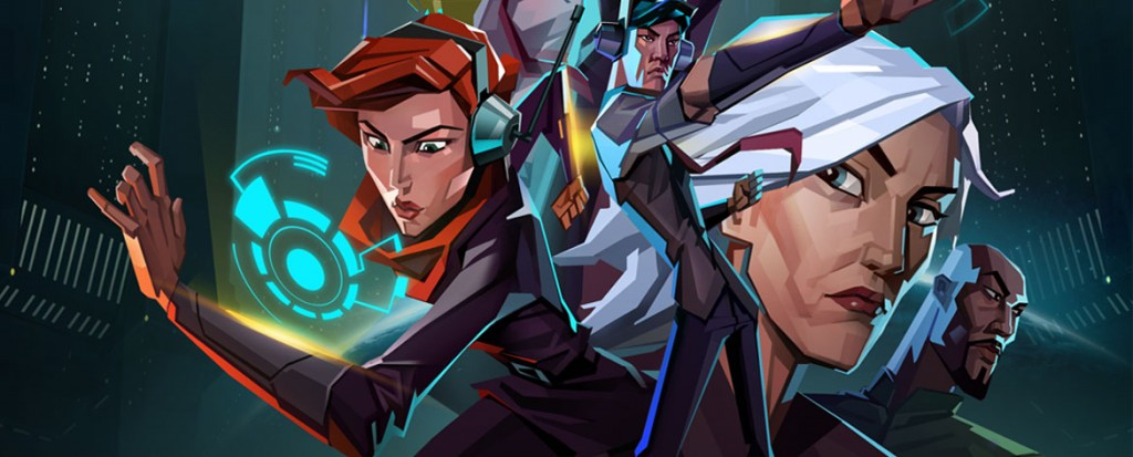 Invisible, Inc. (Steam)