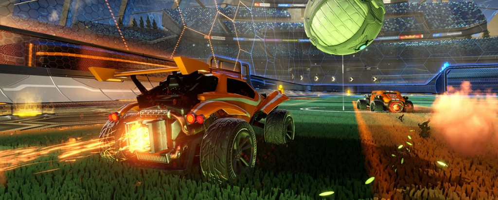 Rocket League (PS4) Beta