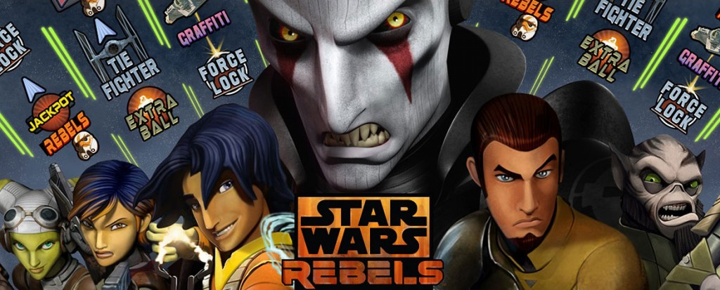 Zen Pinball 2: Star Wars: Rebels (PS4)