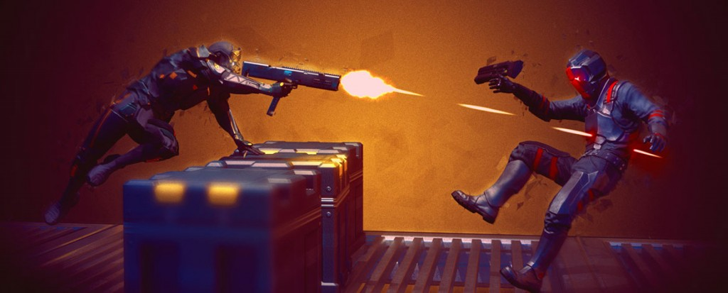 E3 2015: Hollowpoint Hands-on Impressions