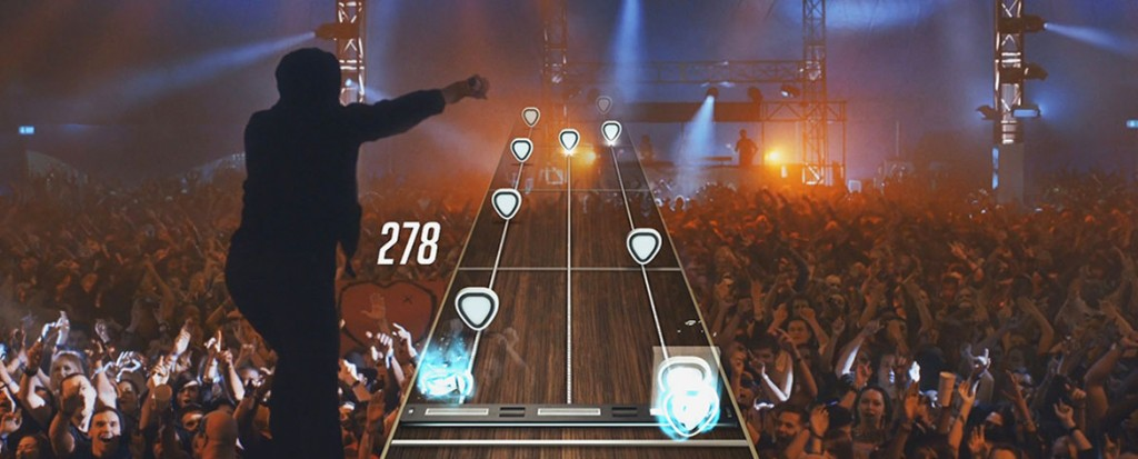 E3 2015: Guitar Hero Live Preview