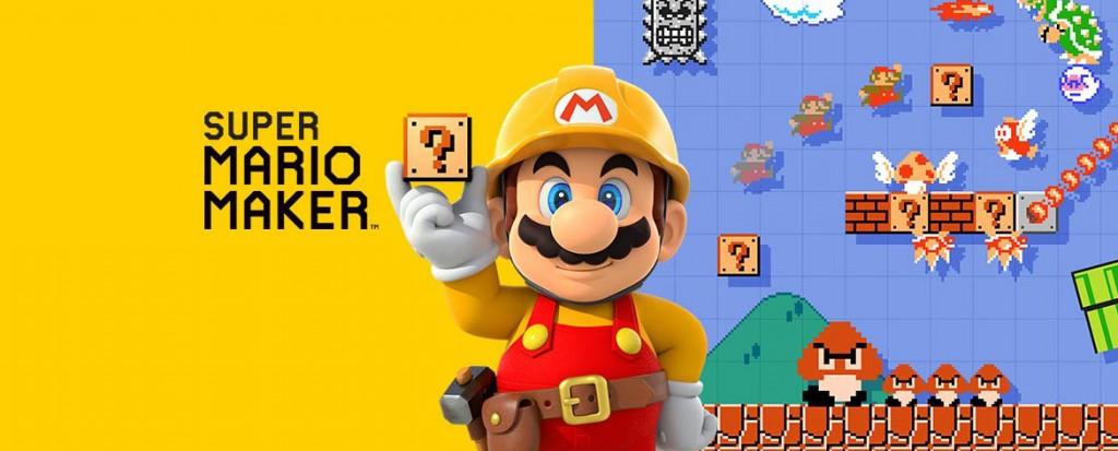E3 2015: Super Mario Maker Hands-On Impressions