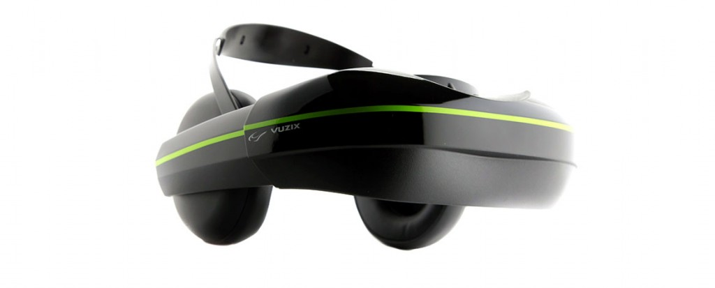 E3 2015: Vuzix iWear Eyes-On Impressions