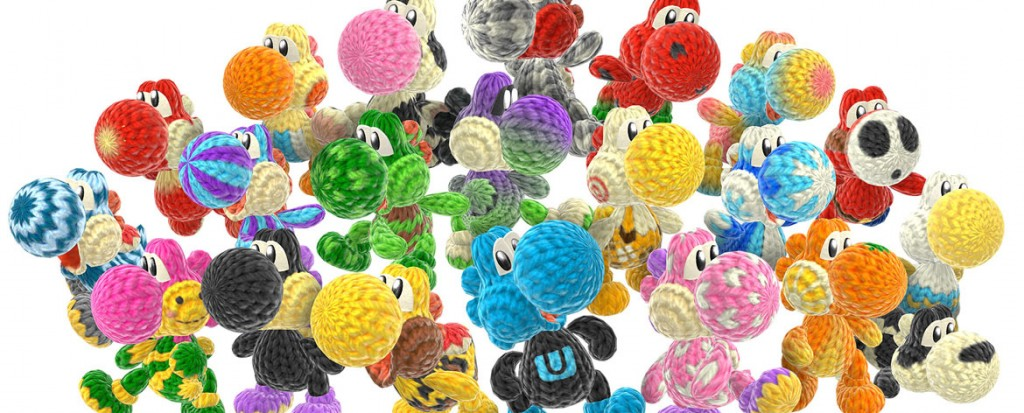 E3 2015: Yoshi's Woolly World Hands-On Impressions
