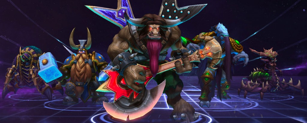 Heroes of the Storm (PC, Mac)