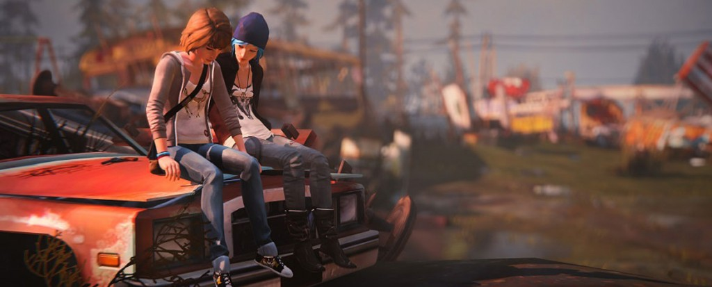 Life is Strange: Episode 2: Out of Time (PS4, Xbox One, Steam)