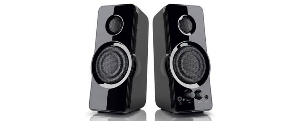 BlackWeb 2.0 Powerful Speaker System