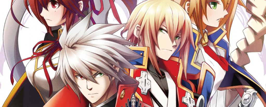 BlazBlue: Chrono Phantasma EXTEND (PS4, Vita, Xbox One)