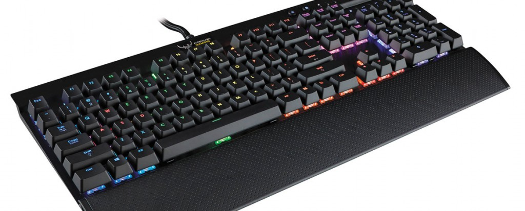 Corsair Gaming K70 RGB LED Mechanical Gaming Keyboard