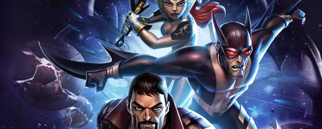 Justice League: Gods and Monsters (Blu-ray)