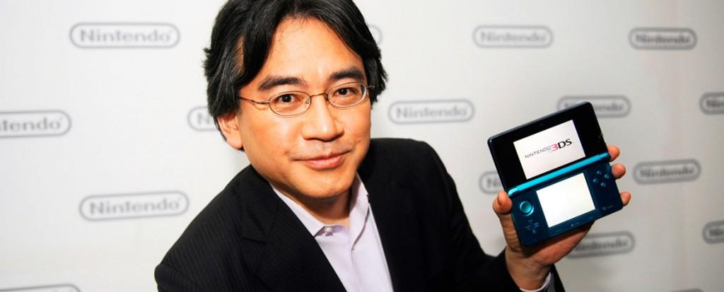 Farewell, Mr. Iwata
