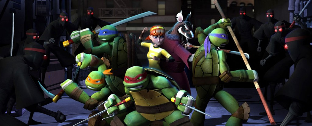 Teenage Mutant Ninja Turtles: Return to NYC (DVD)