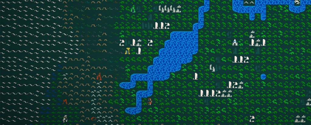 Caves Of Qud World Map.Caves Of Qud Game Reviews Popzara Press
