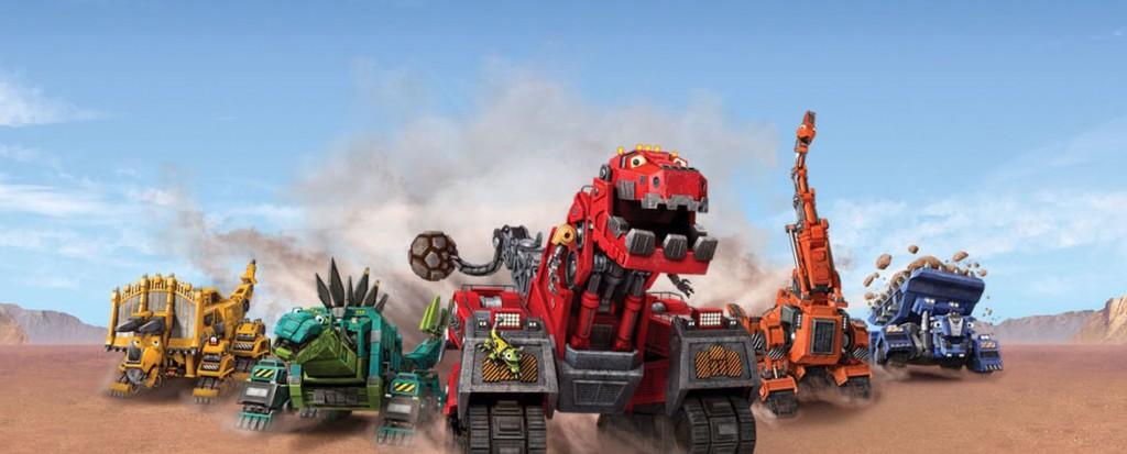 Dinotrux (Netflix)