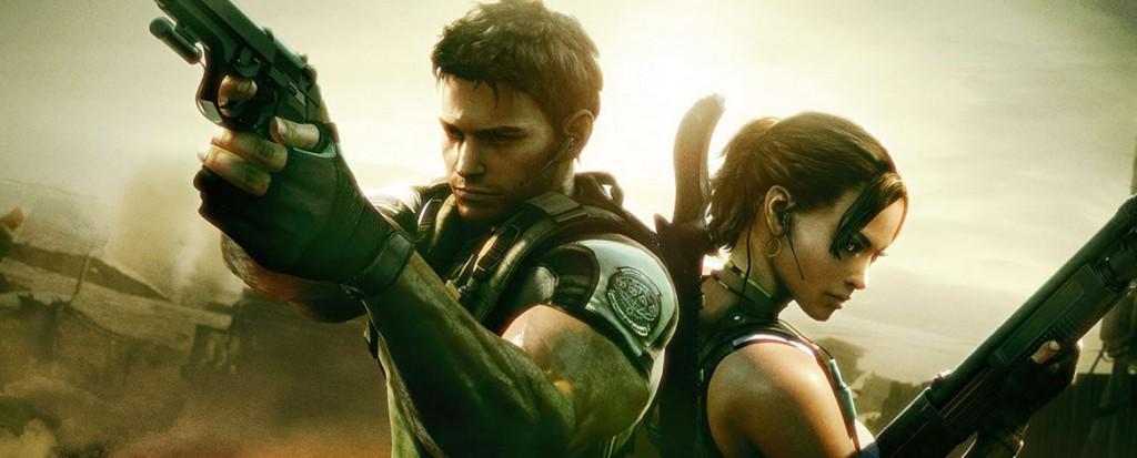 Resident Evil 5 (Xbox 360, PS3)