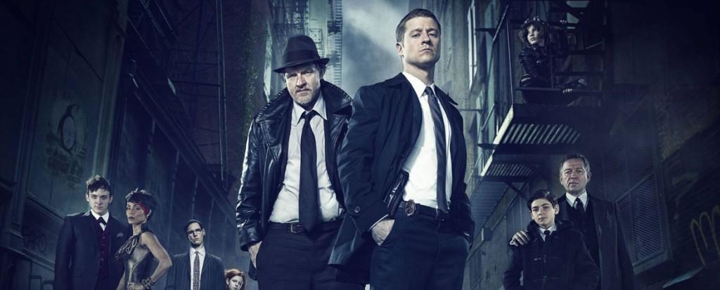 Gotham: Season One (DVD)