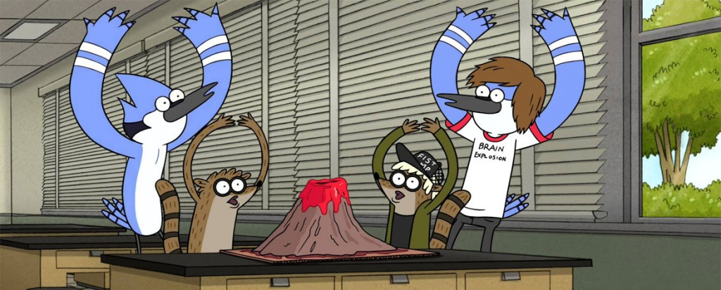 Regular Show: The Movie (DVD)