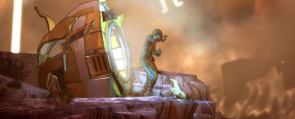 Tales From the Borderlands: The Vault of the Traveler