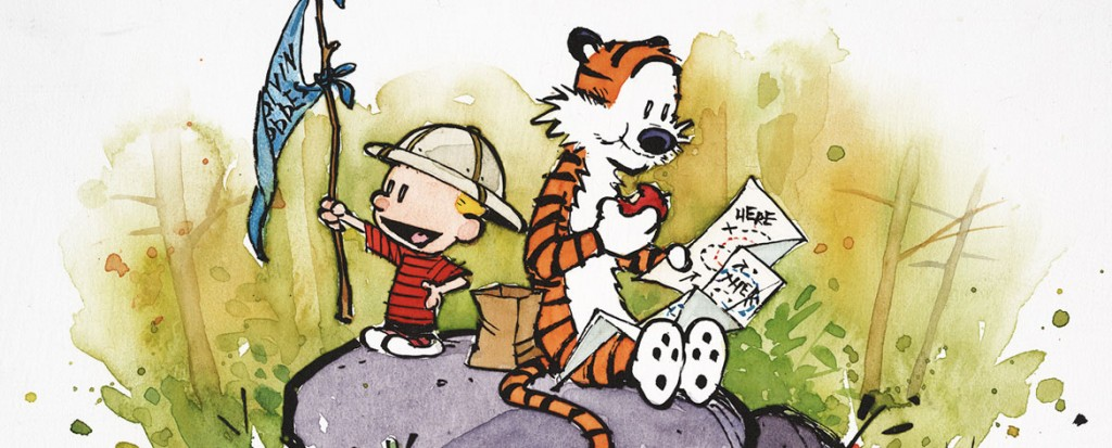 Exploring Calvin and Hobbes (2015)