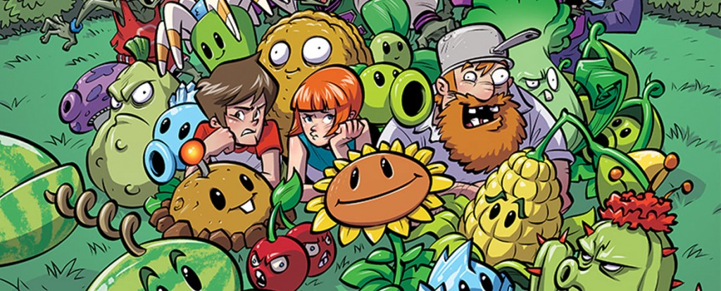 Plants vs Zombies Boxed Set (2015)