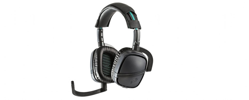 Polk Striker Pro Zx Headset