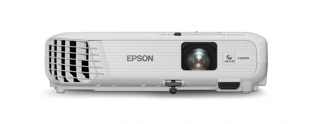 Epson PowerLite 740HD LCD Projector