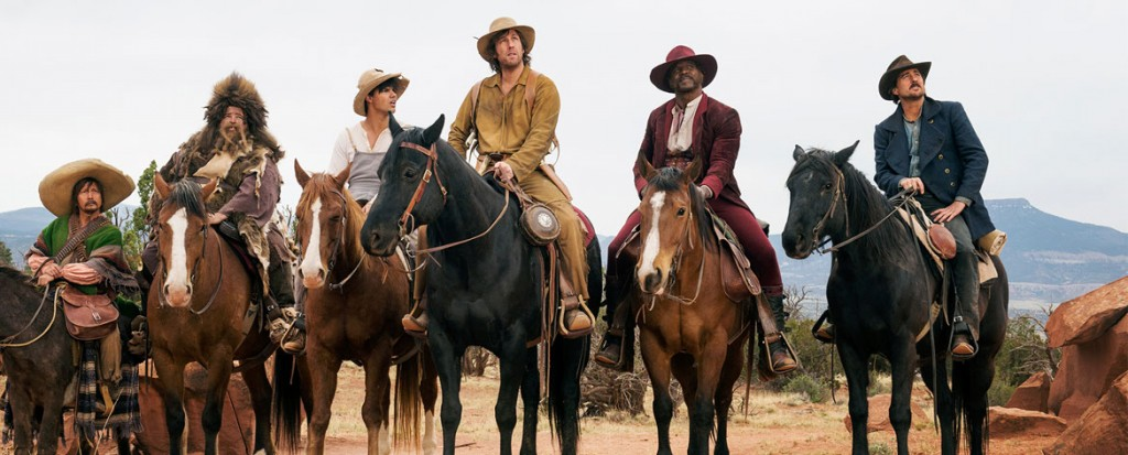 The Ridiculous 6 (Netflix)