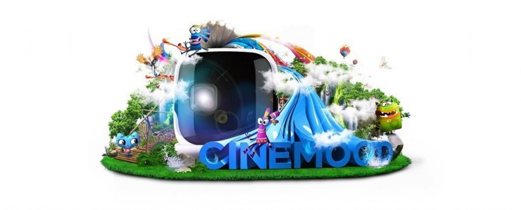 CES 2016: Fun With The CINEMOOD Handheld Projector