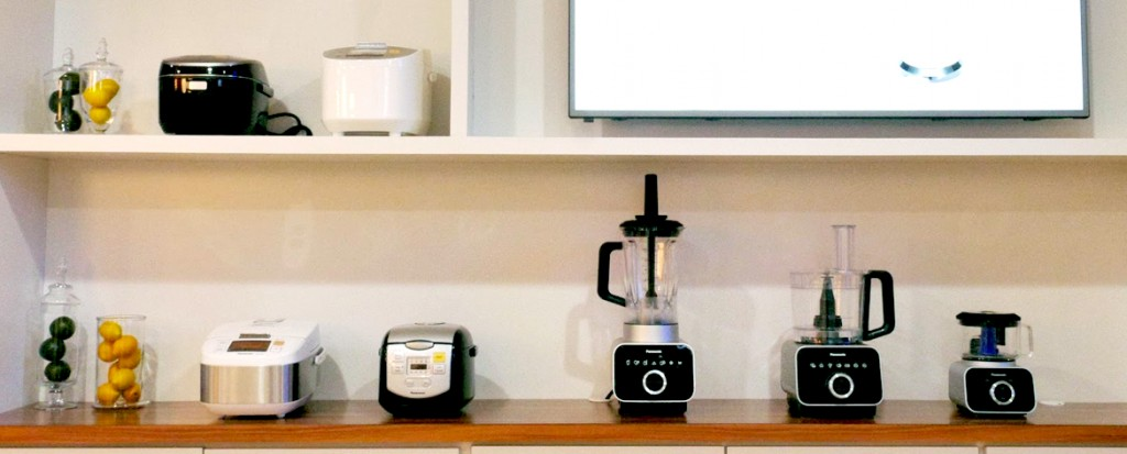 CES 2016: Panasonic Makes Kitchen Appliances Work Smarter, Not Harder