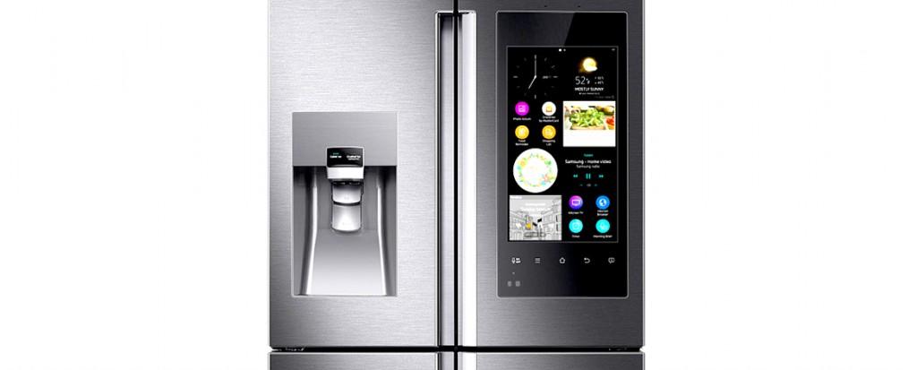 CES 2016: Samsung Family Hub Refrigerator Hands-on Impressions