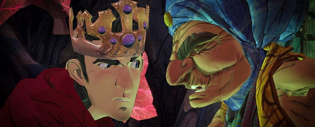 King's Quest Chapter Two: Rubble Without a Cause