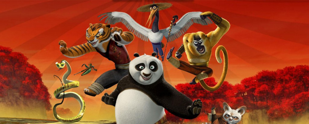 Kung Fu Panda 2: Ultimate Edition (DVD)