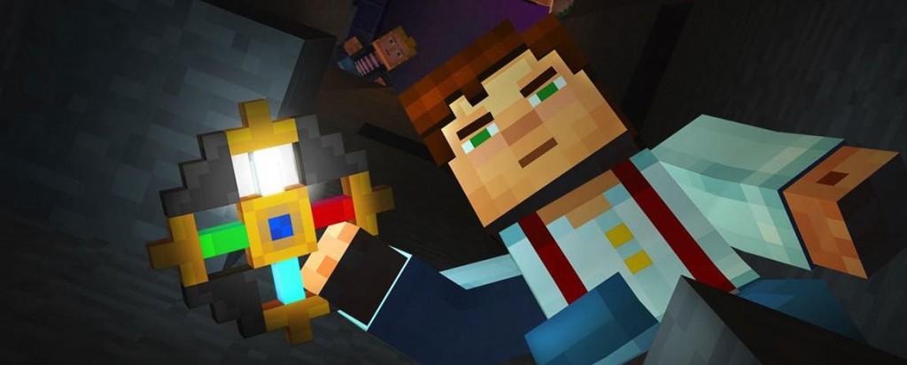 Minecraft: Story Mode: The Last Place You Look