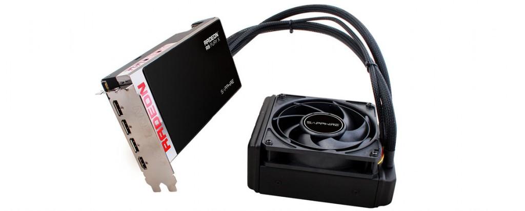 Sapphire AMD R9 Fury X 4G D5 Graphic Card