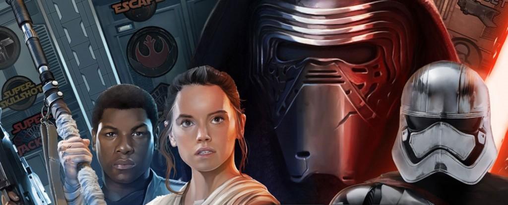 Zen Pinball 2 Star Wars: The Force Awakens