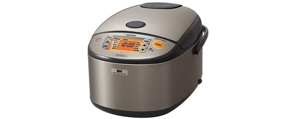 Zojirushi NP-HCC10 Induction Heated Rice Cooker