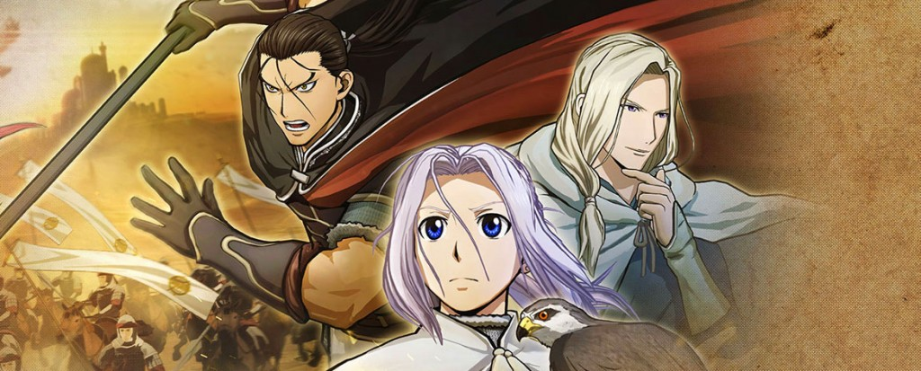 Arslan: Warriors of Legend