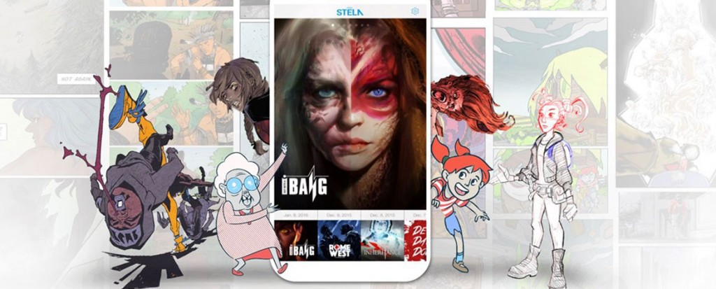 Meet Stēla: A Potential Comics Revolution Made For Your iPhone