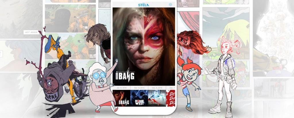 Meet Stēla: A Potential Comics Revolution Made For Your iPhone