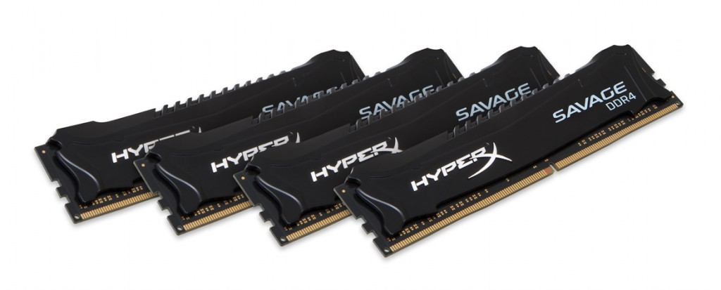 HyperX Savage 16GB DDR4-2666 Memory Kit