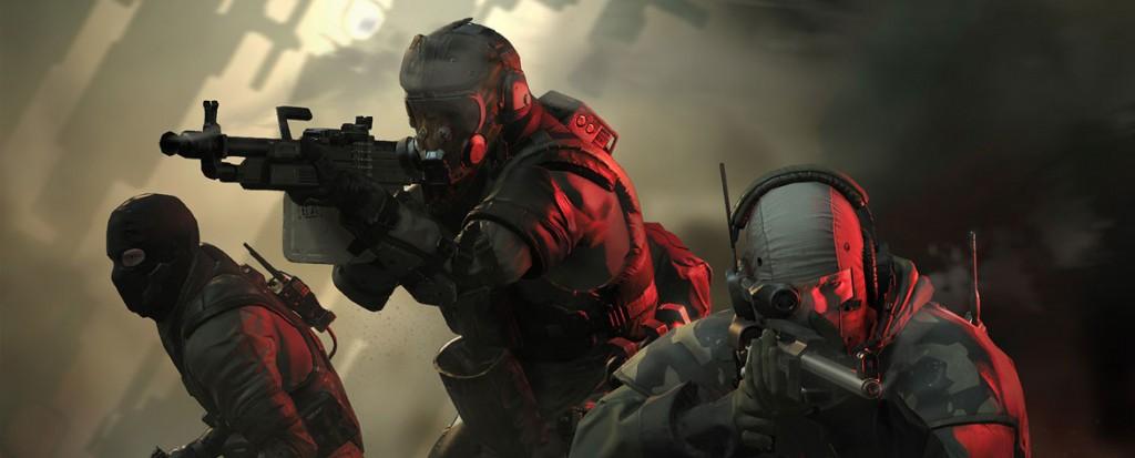 Metal Gear Online (2016)
