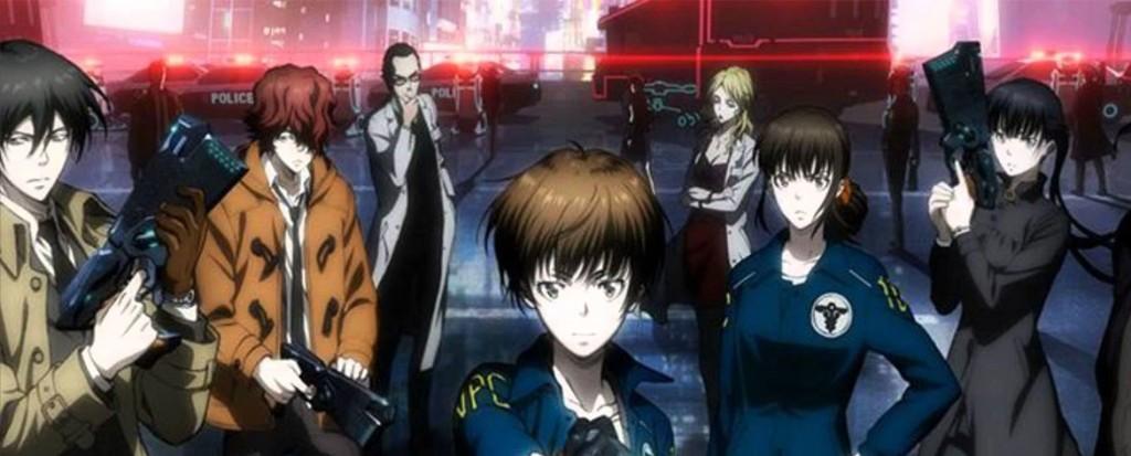 Psycho-Pass: Season Two (Blu-ray)