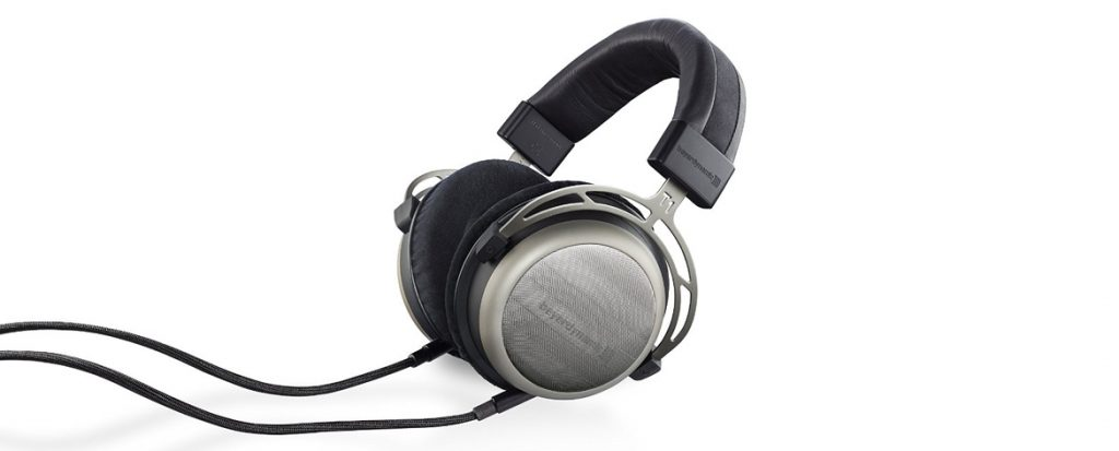 Beyerdynamic T1 (.2) Stereo Headphones