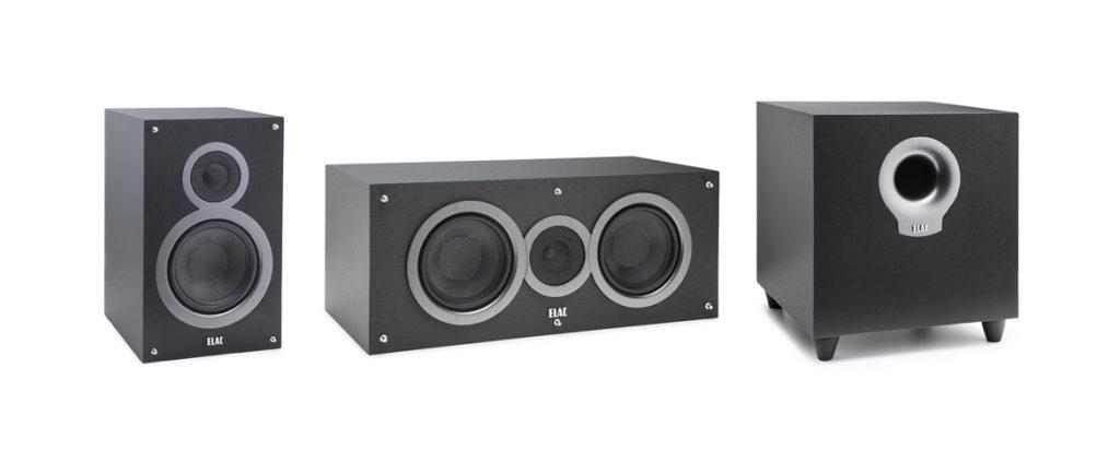 ELAC B5 Debut Speaker System